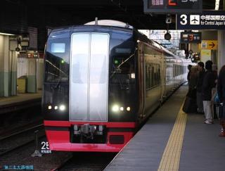 名鉄 空港特急 127