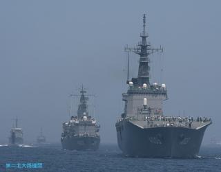 第二北大路機関 大阪湾展示訓練