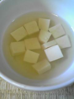 離乳食_中期_豆腐