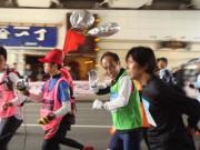 東京マラソン東国原知事