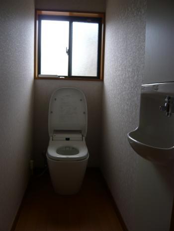 縮 トイレ