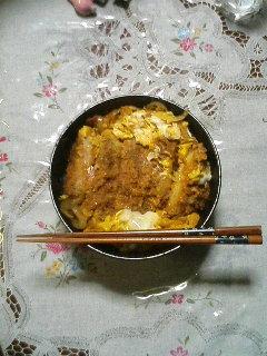 カツ丼!!