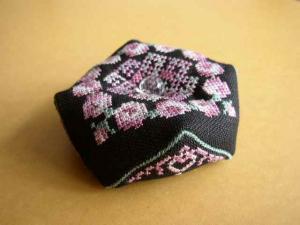 八角形ピンクッション3