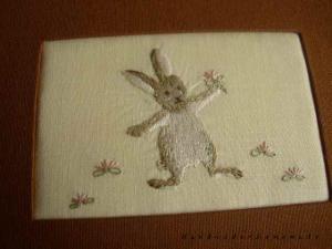 エスカ刺繍