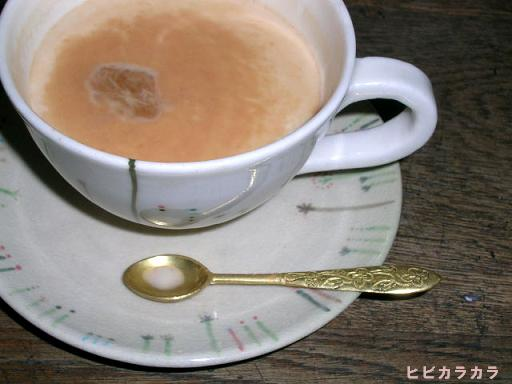 coffee break / ヒビカラカラ
