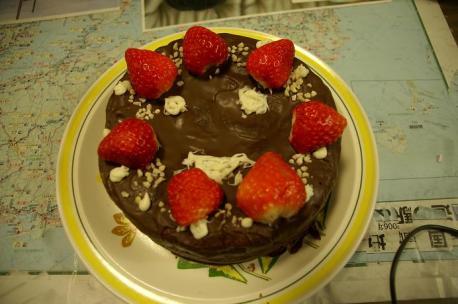 ニコニコケーキ♪