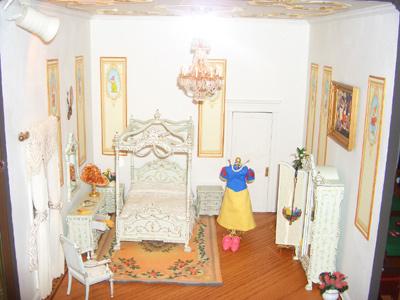白雪姫の部屋か?