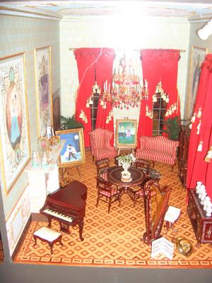 シンデレラの部屋