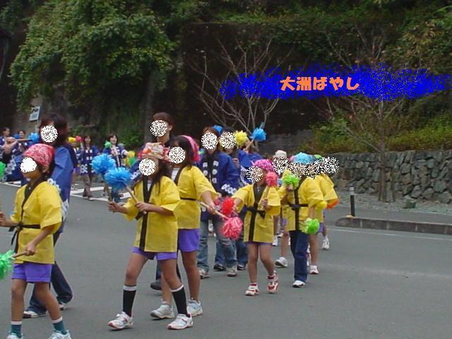 お祭り村5