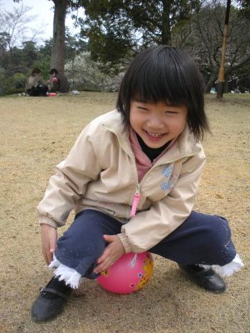 お花見(2009年3月28日)6