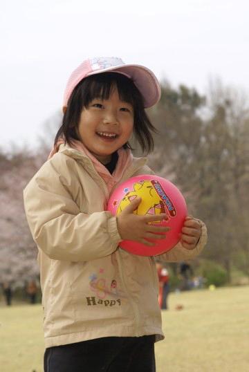 お花見(2009年4月3日)1