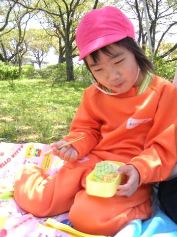 親子遠足(2009年4月18日)3