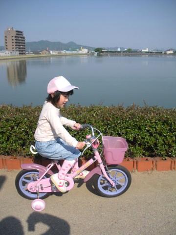 サイクリング(2009年4月29日)1