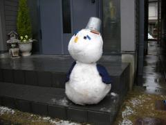 雪だるま①