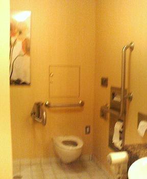 成田RCCシャワー室