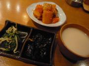 韓国家庭料理ノルブネ1