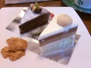 カフェケーキ