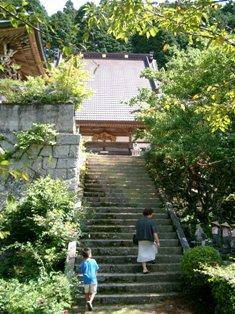 お寺参り180814