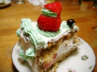 18クリスマスケーキ 4
