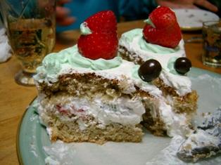 18クリスマスケーキ 5