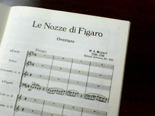 「フィガロの結婚」序曲