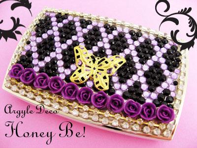 アーガイル紫1