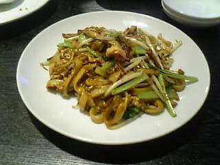 コウアロウ ピリ辛麺
