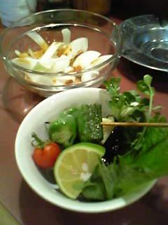 安喜たまねぎと野菜