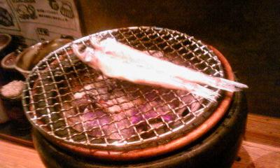 えびす丸 小魚