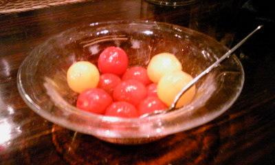 ルールブルー チェリートマトのコンポート