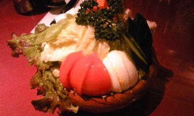 カンティプールサラダ