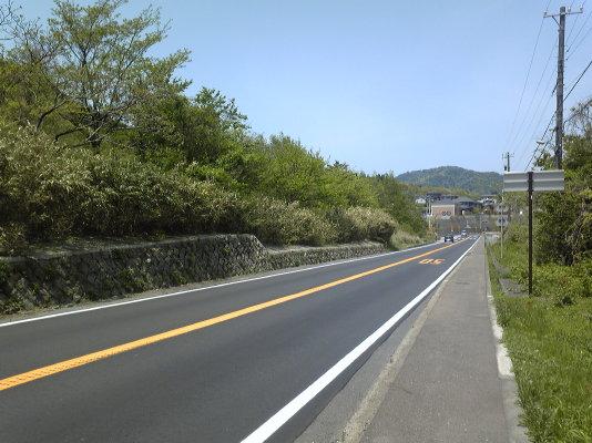 疋田カーブ 2