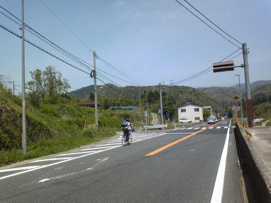 疋田カーブ 4