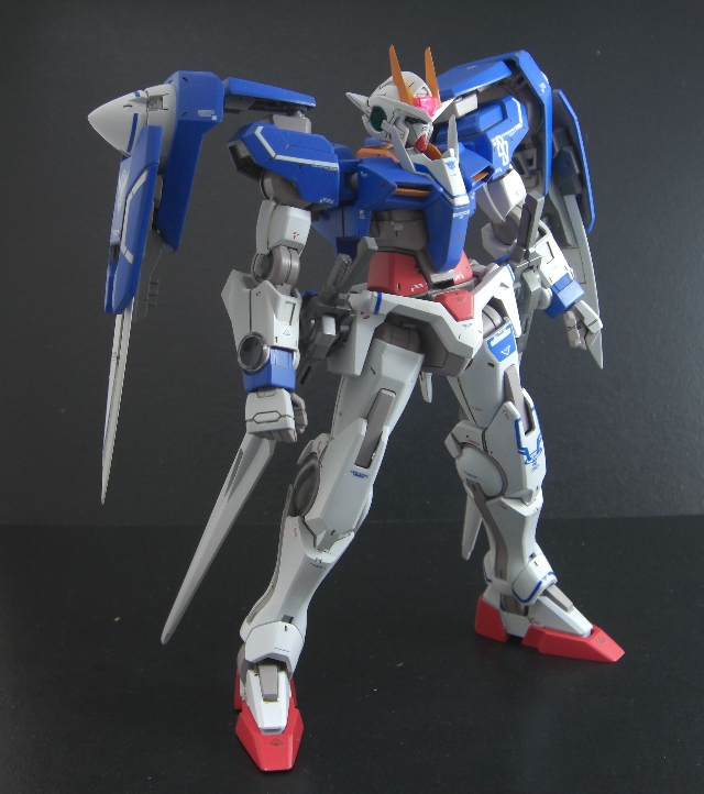 ダブルオーライザー 009-2