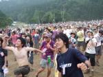 FUJIROCK20070728踊り