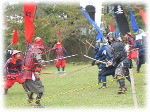20081004片倉軍VS真田軍2