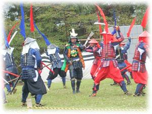 20081004片倉軍VS真田軍3