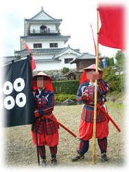 20081004城内 真田隊