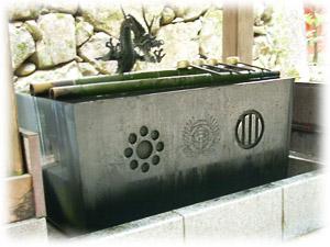 20081004瑞鳳殿 御手洗