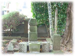 20081005支倉墓2