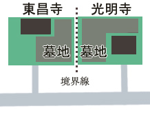 20081005東昌寺地図