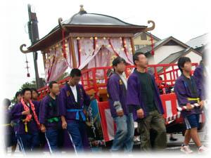 20081005パレード1愛姫