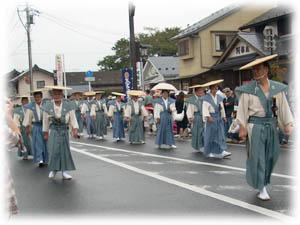 20081005パレード2仙台藩士会