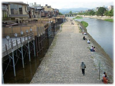 2008年6月20日 加茂川2