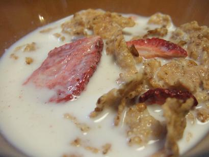 Kashi, Strawberry Fields Cereal2