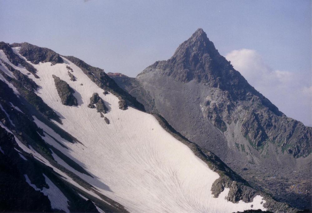 39:近くて遠い槍ヶ岳