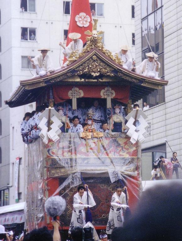 祇園祭長刀鉾1