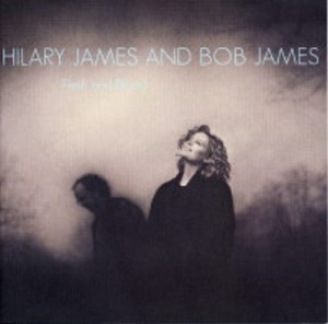 Hilary and Bob James