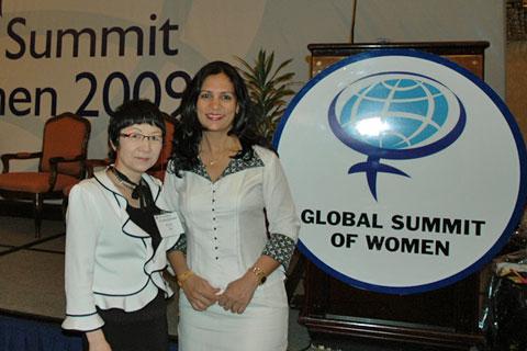 グローバルサミットオブウィメン2009
