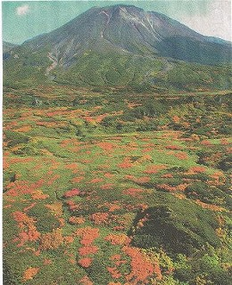 大雪山系 旭岳